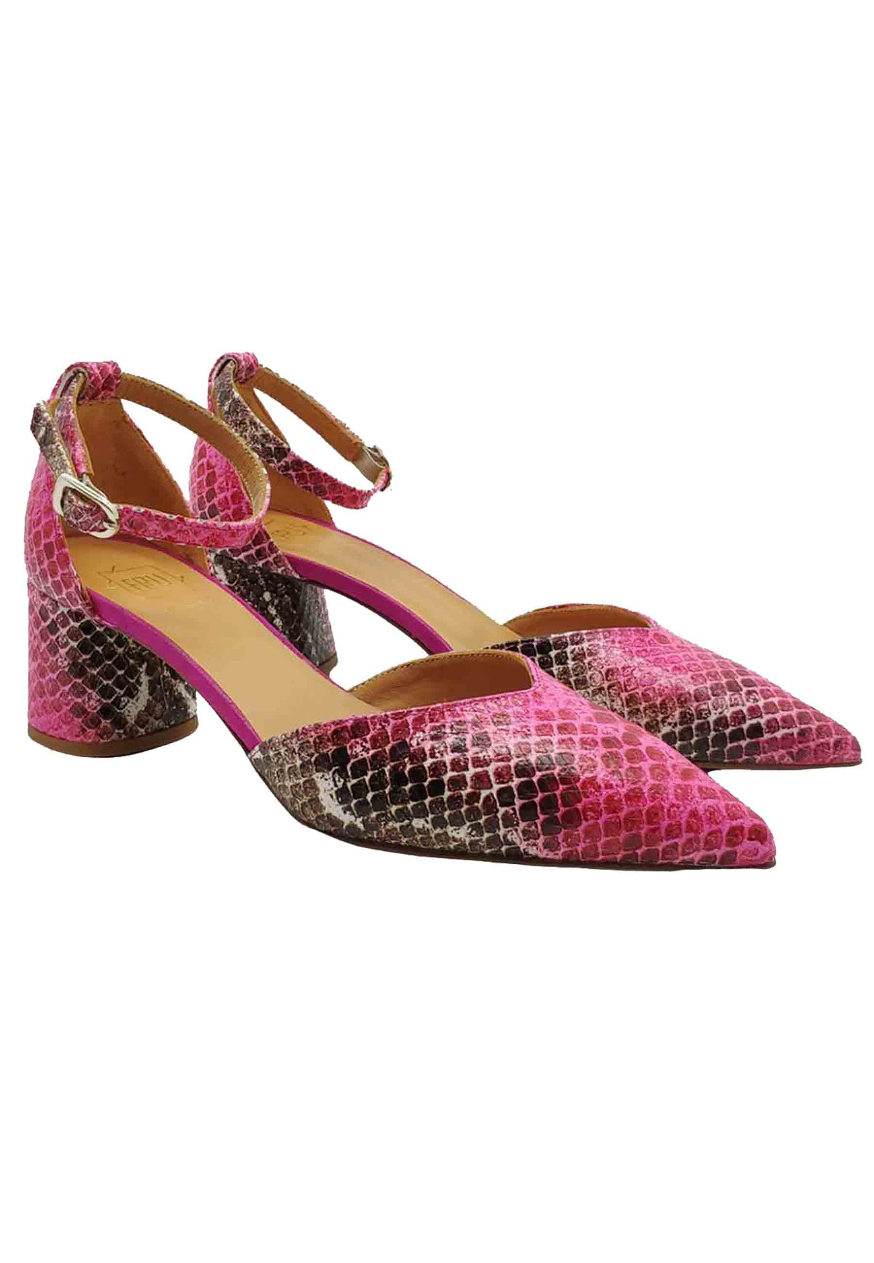 Fru | Sandals | 7903FUXIA