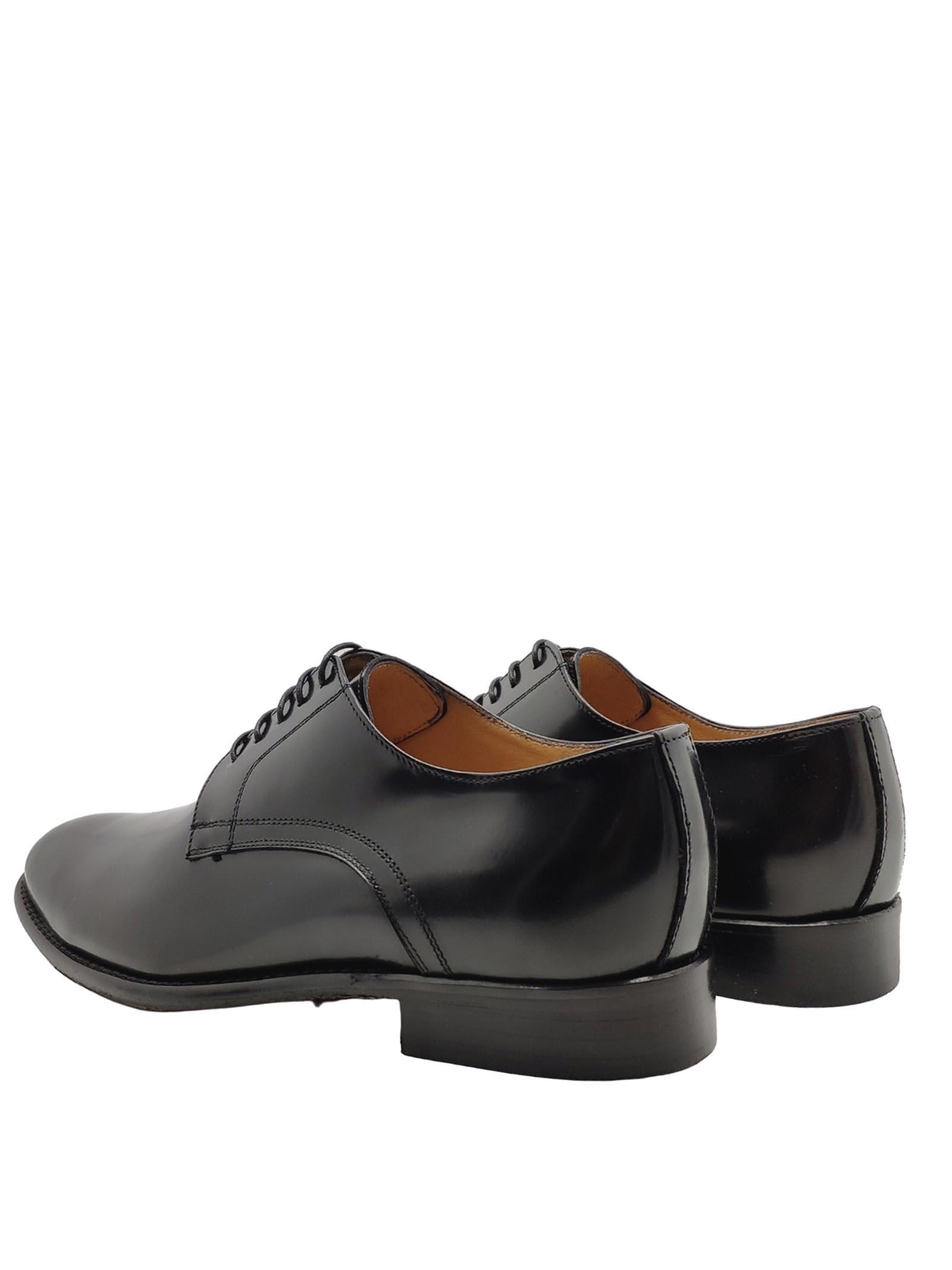 Spatarella | Lace up shoes | 02200NERO