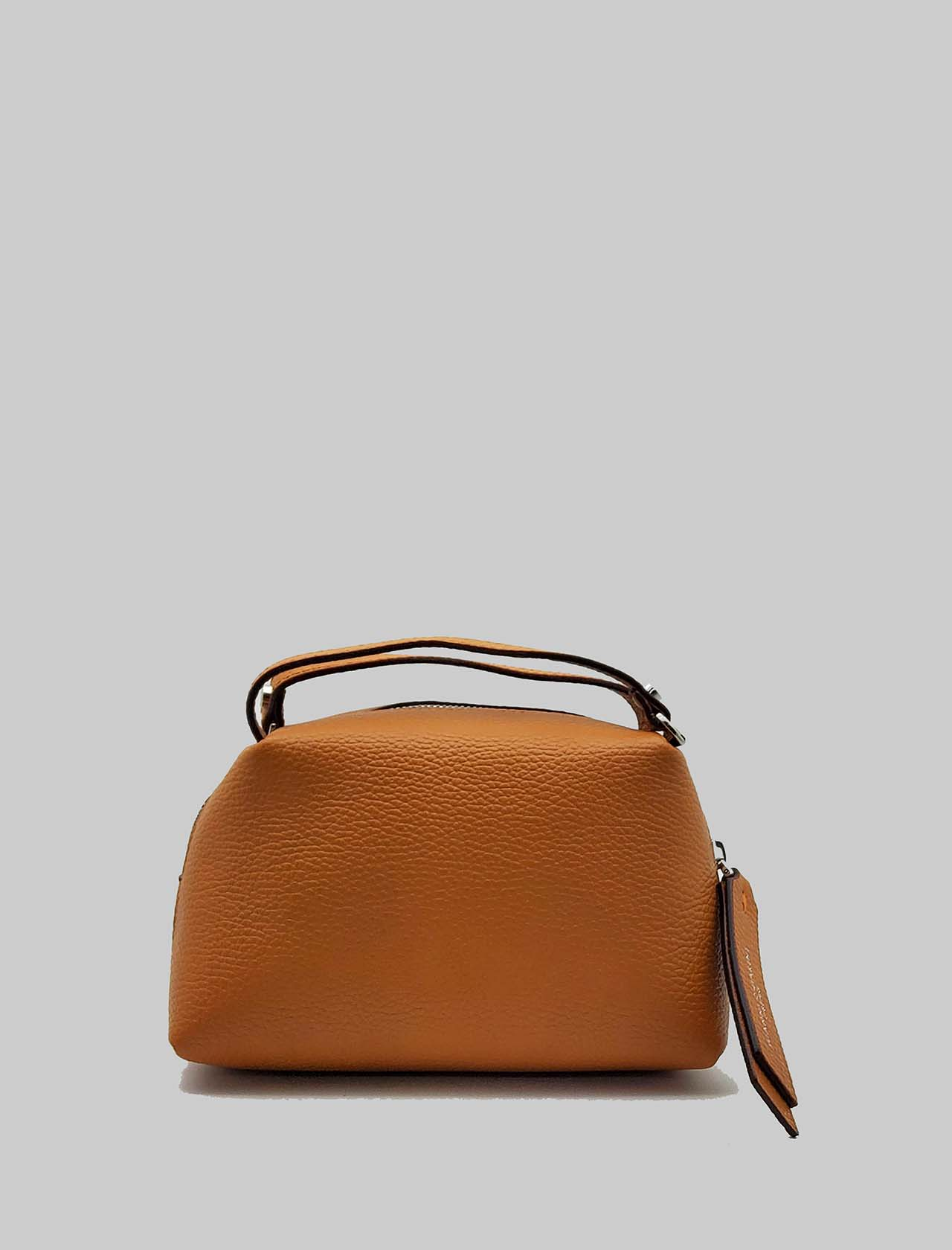 Small Alifa Woman Bag in Tan Leather with Double Hand Handle and Removable Shoulder Strap Gianni Chiarini | Bags and backpacks | BS814511041