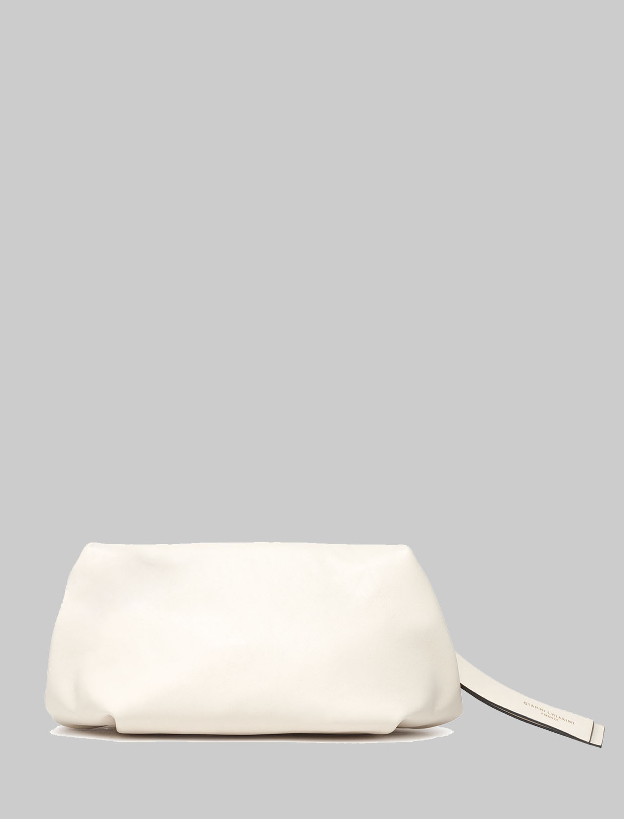 Colette Woman Bag In Cream Leather With Gold Chain And Removable Leather Shoulder Strap Gianni Chiarini | Bags and backpacks | BS84053890