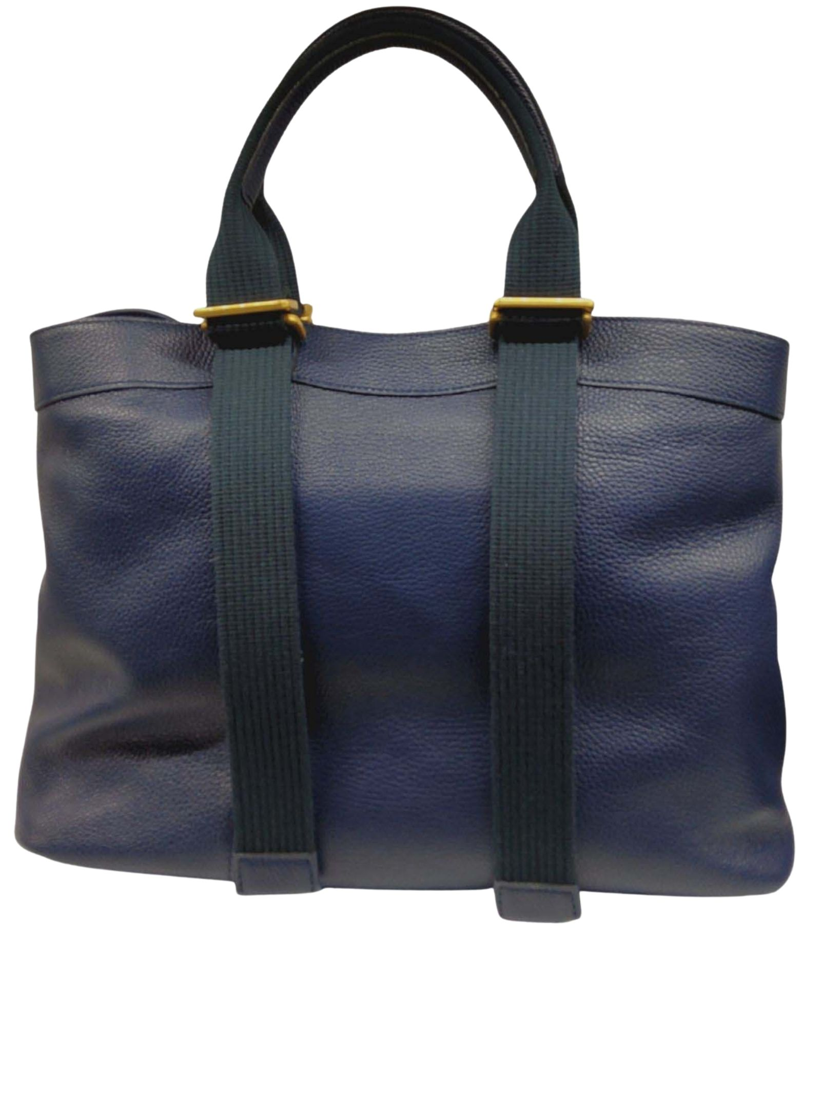 Amaranta Women's Shoulder Bag In Navy Blue Leather With Tone On Tone Adjustable Handles Gianni Chiarini   Bags and backpacks   BS85200208