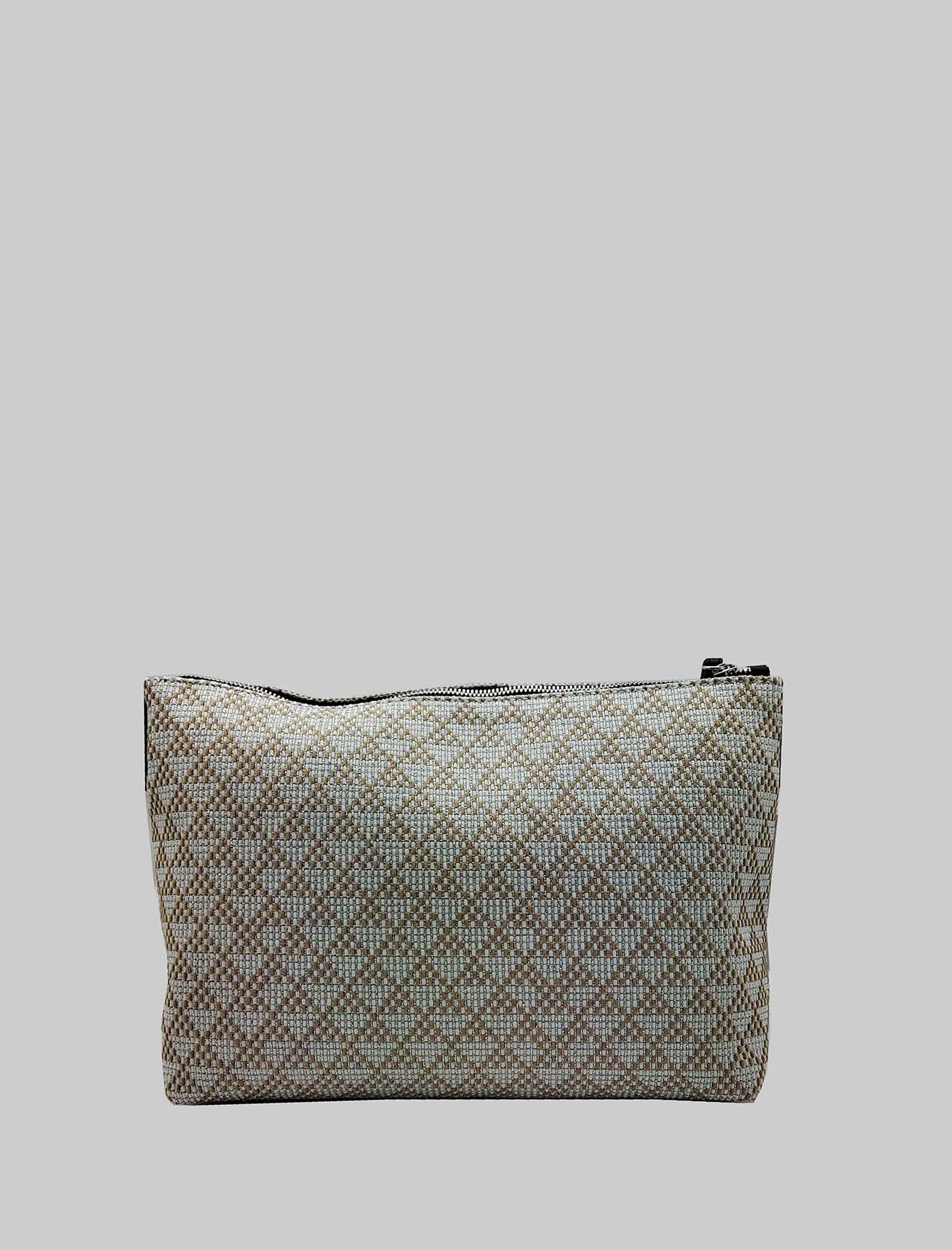 Large Women's Accessories Empty Bags in Beige and Camel Fabric Gianni Chiarini | Bags and backpacks | SB8721009