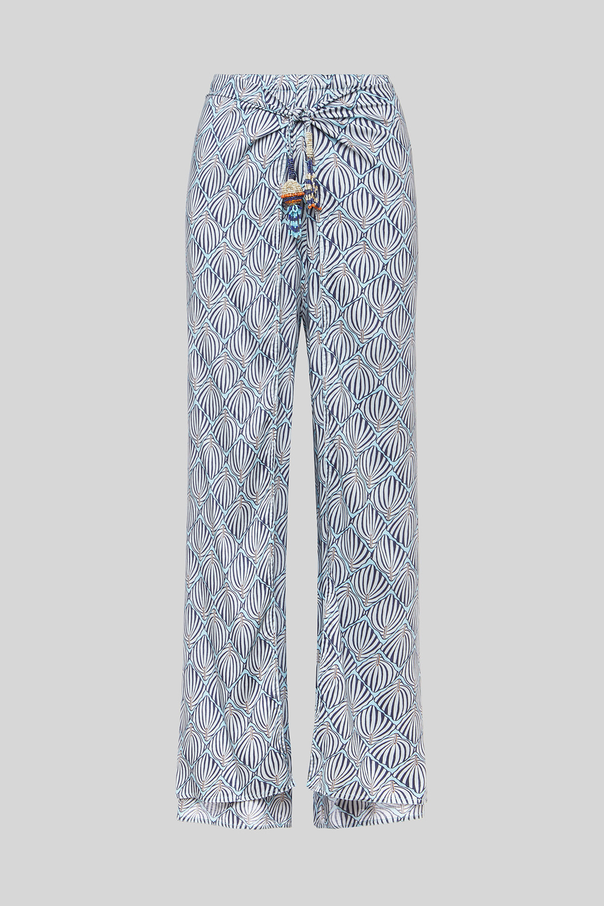 Women's Clothing Welcome Summer Pants in Blue Fantasy Maliparmi   Skirts and Pants   JH737770407A8146