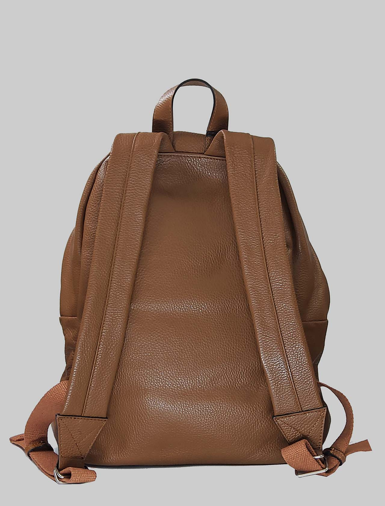 Men's Accessories Leather Backpack with Wide Leather Shoulder Straps Spatarella | Bags and backpacks | PEU0205014