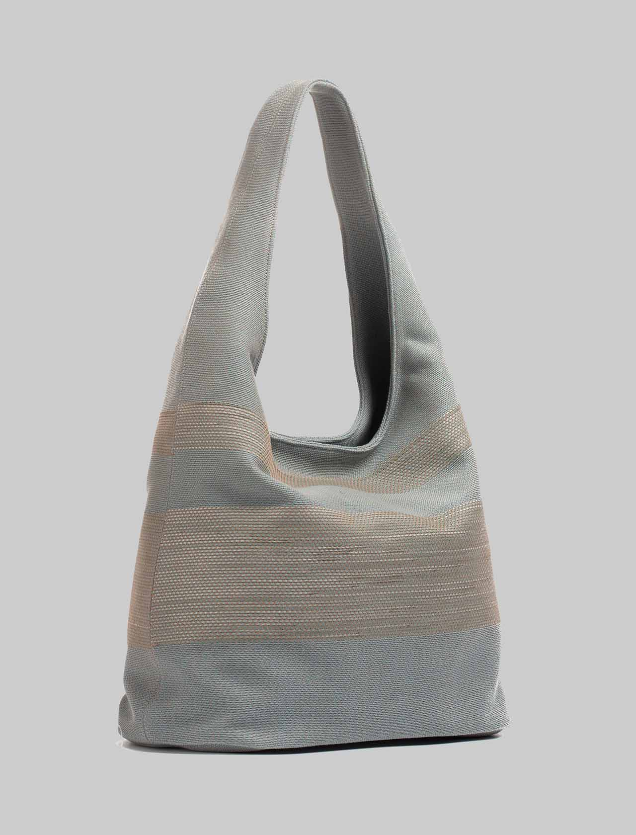 Woman Shoulder Bag in Denim Color Fabric and Magnet Closure Unisa | Bags and backpacks | ZISOLTE026