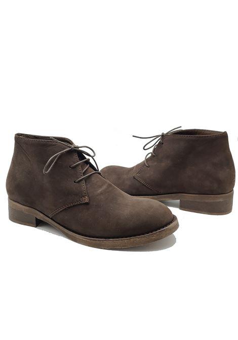 Spatarella | Ankle Boots | ART101305MARRONE