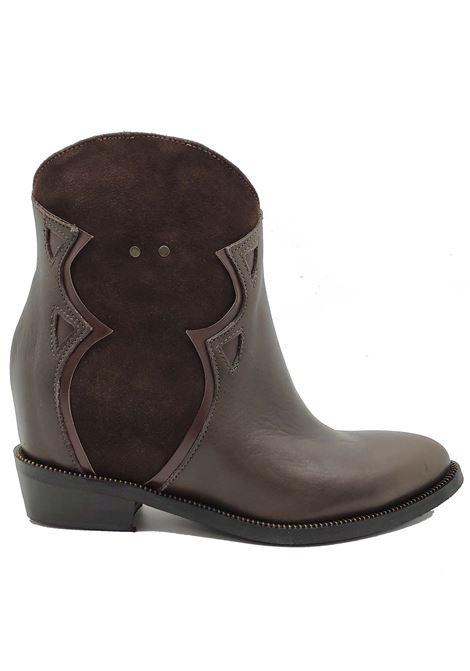Spatarella | Ankle Boots | ART107023MORO