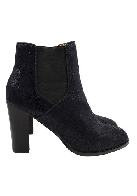 Yellow Mellow | Ankle Boots | ART10TAZELONERO
