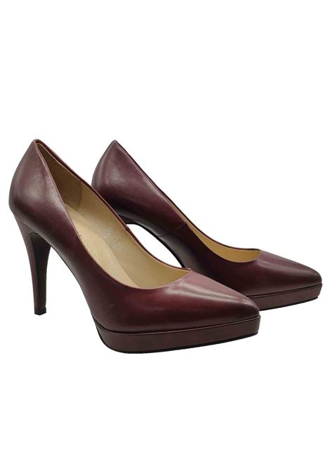 Women's Pointed Toe Décolleté Bruno Premi | Pumps | ART10F5101BORDEAUX