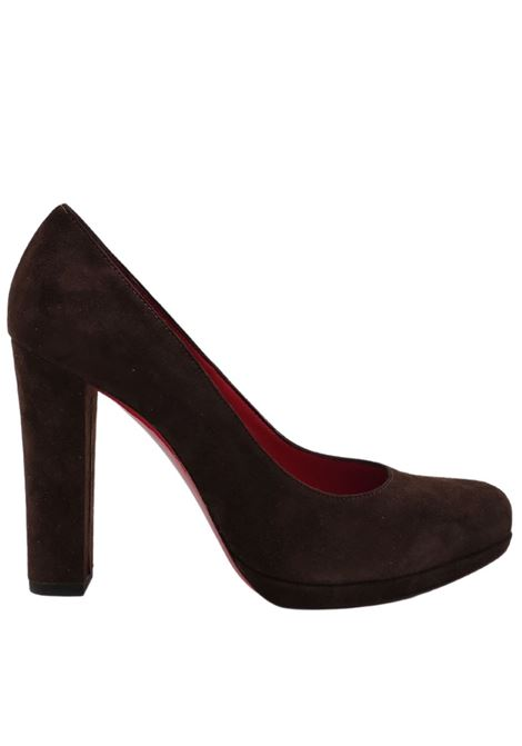 High Heel and Plateau Woman Décolleté Spatarella | Pumps | ART10ED91MORO
