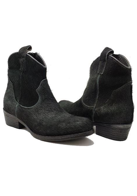 Zoe | Ankle Boots | TEX10CAVALLINO VERDE