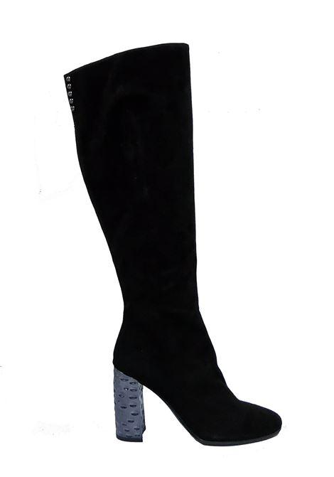 Stivali Donna Tacco Alto Gioiello Bruno Premi | Stivali | U1402GNERO