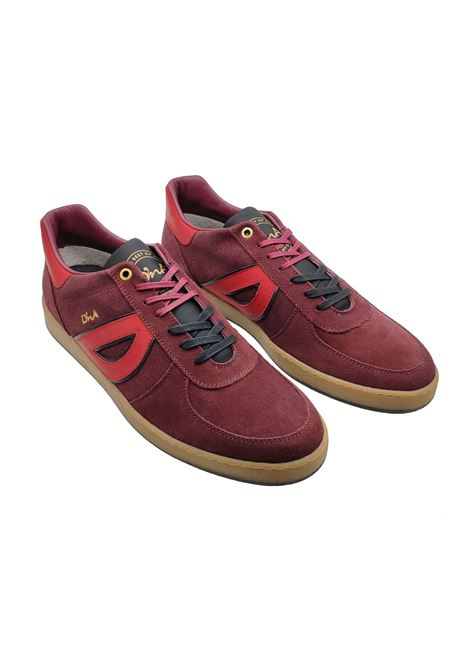 Sneakers Lacci Uomo D'Acquasparta | Sneakers | U300BORDEAUX