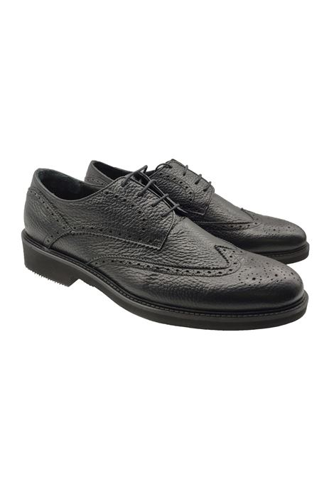 Men's Lace-ups Dabliù | Lace up shoes | 722NERO