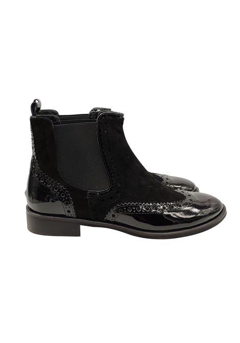 Spatarella | Ankle Boots | 100DLNERO