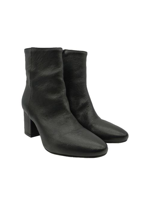 Women's Side Zip Ankle Boots Spatarella | Ankle Boots | 1710NERO