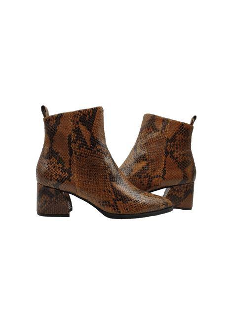 Women's Ankle Boots Bruno Premi | Ankle Boots | AX1402XPITONE CUOIO