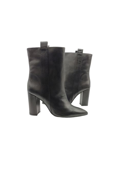 Women's High Heel Ankle Boots Bruno Premi | Ankle Boots | BY3303XNAPPA NERO