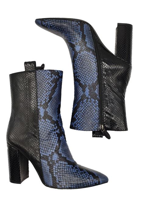 Women's High Heel Ankle Boots Bruno Premi | Ankle Boots | BY3303XPITONE BLU