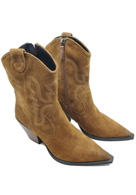 Women's Texan Ankle Boots Bruno Premi   Ankle Boots   BY6304XCUOIO