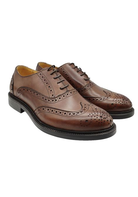 English Shoes | Lace up shoes | 0902MARRONE