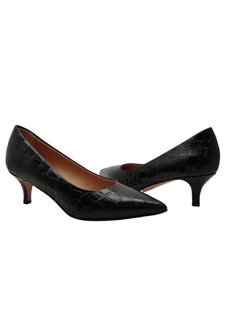 Women's Low Heel Décolleté Fru | Pumps | 5201SNERO