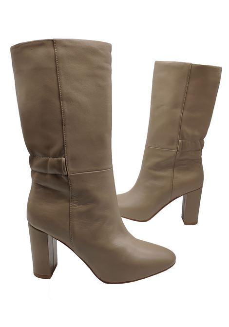 Lola Cruz | Boots | 321B10BKTAUPE