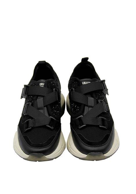 Lola Cruz | Sneakers | 444Z00BKNERO