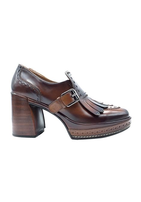 Women's Fringed Loafers Pons Quintana | Mocassins | 8081CUOIO
