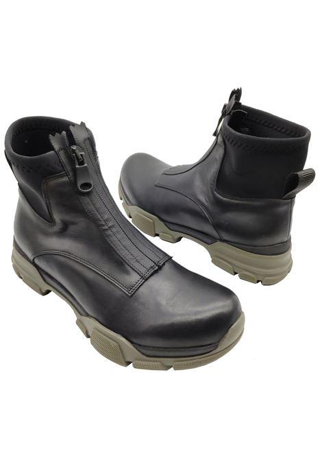 Women's Zip Ankle Boots Sofia Len | Ankle Boots | 203NERO
