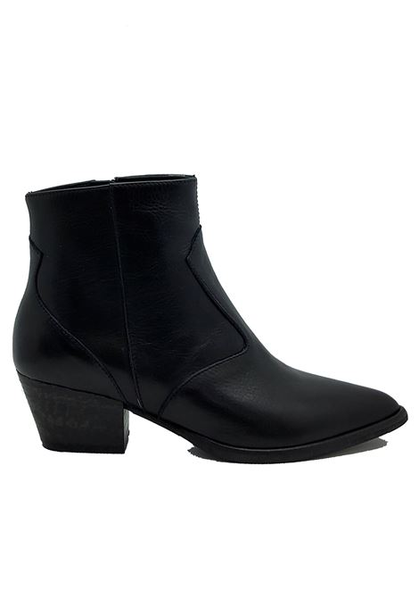Texan Women's Ankle Boots Spatarella | Ankle Boots | 301DLNERO