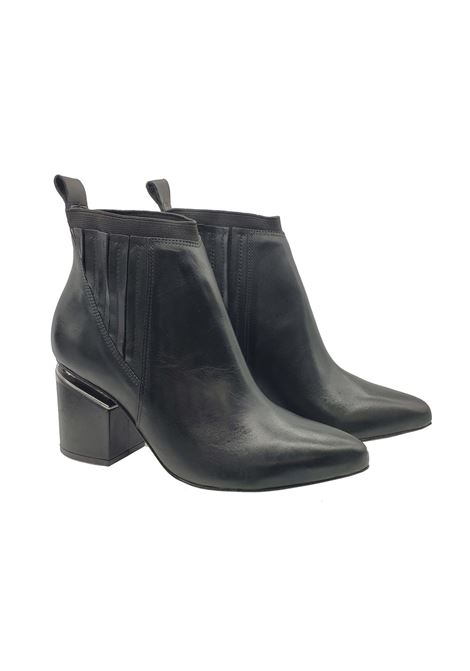 Women's Chelsea Boot Ankle Boots Spatarella | Ankle Boots | 677005NERO