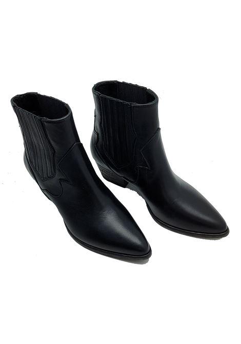 Spatarella | Ankle Boots | 700DLNERO
