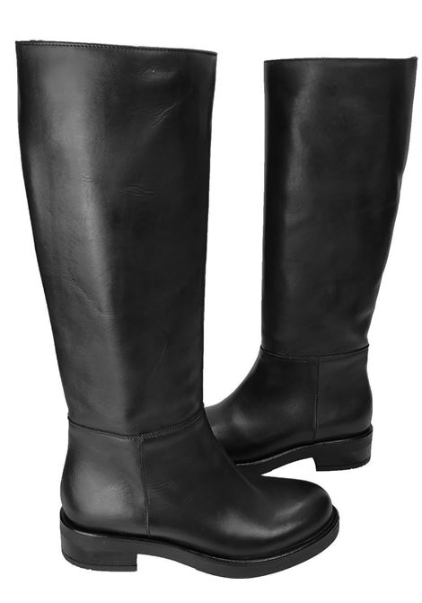 Spatarella | Boots | WA300NERO