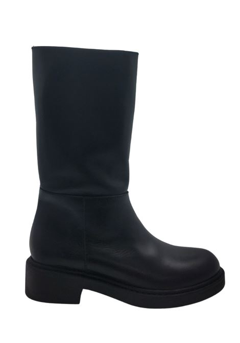 Spatarella | Boots | WA301NERO