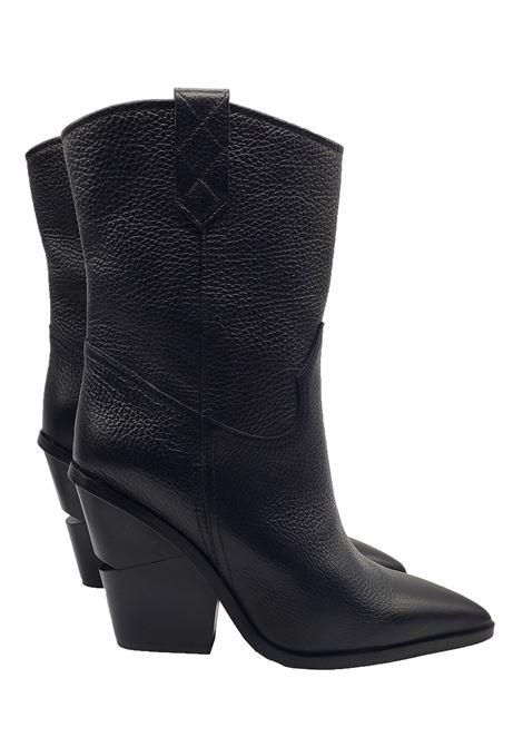 Studio Italia | Ankle Boots | LOLITA01-90NERO