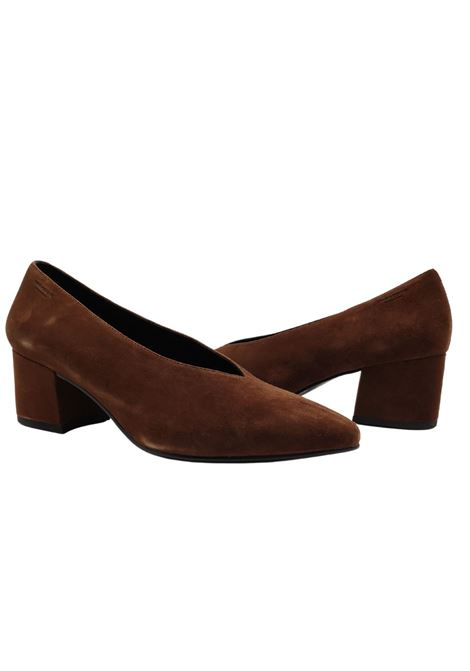 Low Décolleté Woman Vagabond | Pumps | 4819MARRONE