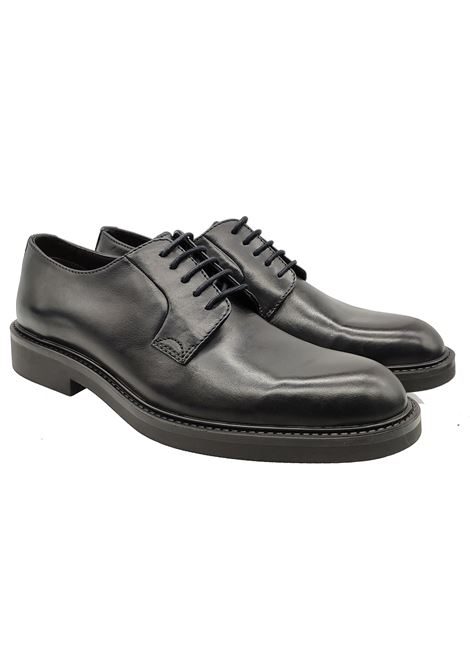 Valerio | Lace up shoes | 1101VNERO
