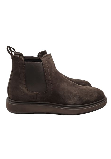 Men's Wedge Chelsea Boots Jerold Wilton | Ankle Boots | 1072CAM/MORO