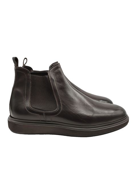 Men's Wedge Chelsea Boots Jerold Wilton | Ankle Boots | 1072MORO