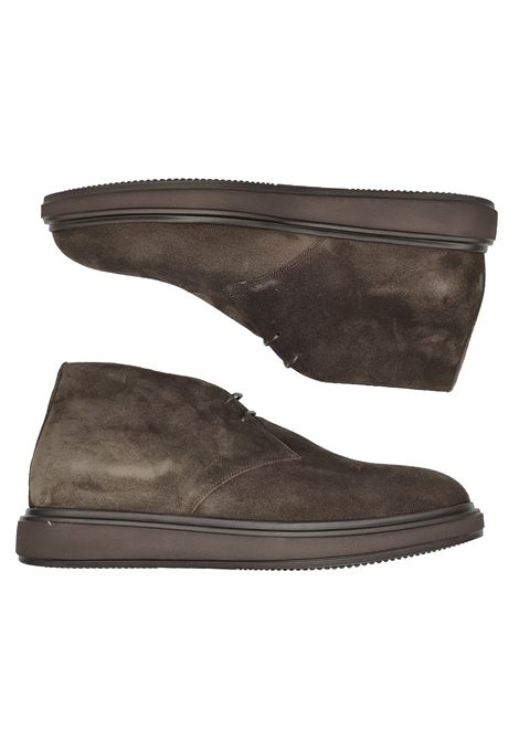 Men's Lace-up Ankle Boots Jerold Wilton | Ankle Boots | 1074MORO