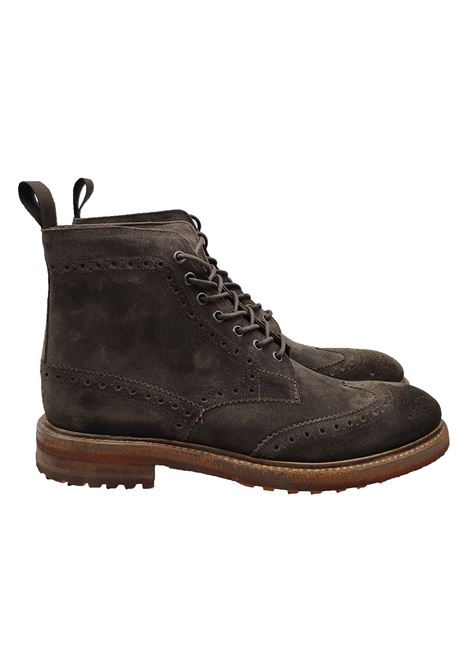 Diplomatic Men's Lace-up Ankle Boots Jerold Wilton | Ankle Boots | 997MORO