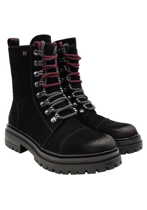 Wrangler | Ankle Boots | WL92661ANERO