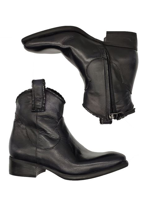 Zoe | Ankle Boots | NEW-TOP01NERO