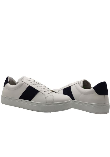 Men's White Sneakers Ambitious | Sneakers | 10529BIANCO