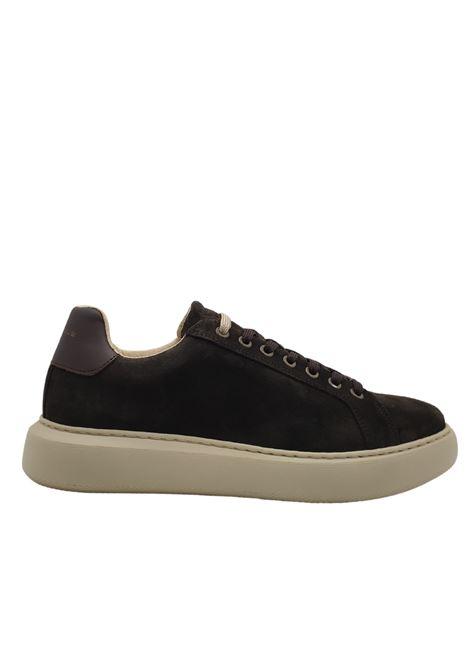 Men's Sneakers Dark Brown Ambitious | Sneakers | 8320MORO