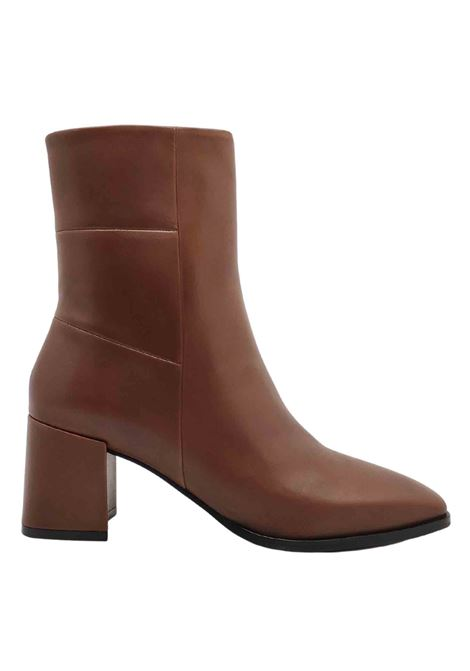 Women's Ankle Boots Bruno Premi | Ankle Boots | BA3701XMARRONE