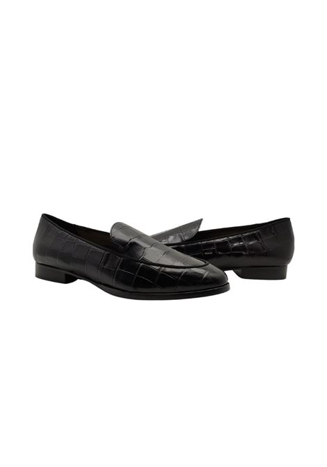Cocco Woman Loafers Fabio Rusconi | Mocassins | F4990NERO