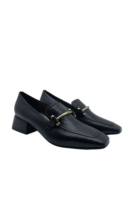 Women's horsebit loafers Fabio Rusconi | Mocassins | F5618NERO