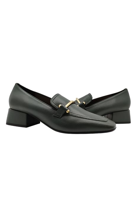 Women's Horsebit Loafers Fabio Rusconi | Mocassins | F5618VERDE